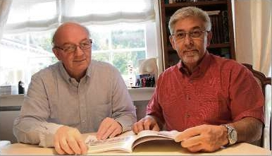 Louis Schmitz und Serge Parisi