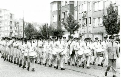 Adjutant Josy Comes - Garnisouns-Musek 1964 Bruxelles