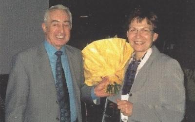 Claude Krumlovsky a Maria Kayser