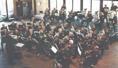 Concert zu Munneref am Festsall vum Domaine Thermal