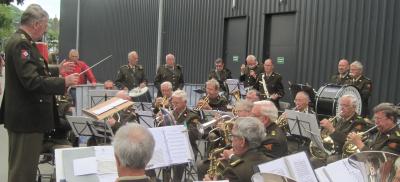 Reünieorchest Artillerie Trompettekorps