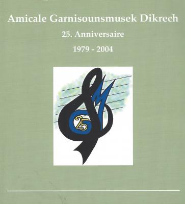 25. Anniversaire  1979 - 2004