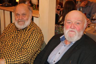 Jim Birong et Sylvain Muller